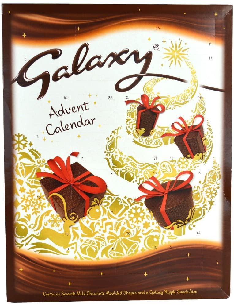 Galaxy Milk Chocolate Advent Calendar