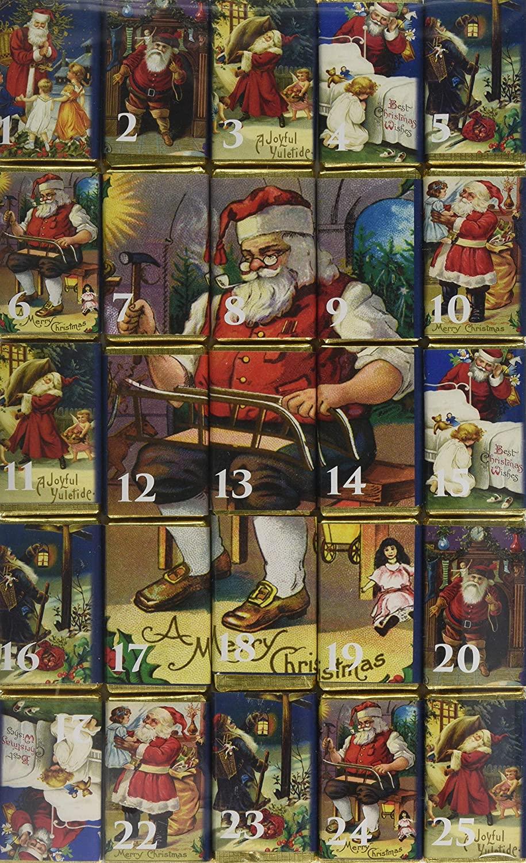 House of Dorchester Advent Calendar 2016