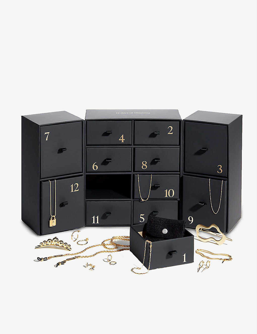 Missoma Jewellery Advent Calendar 2021