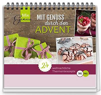 Mit Genuss durch den Advent Adventskalender 2016
