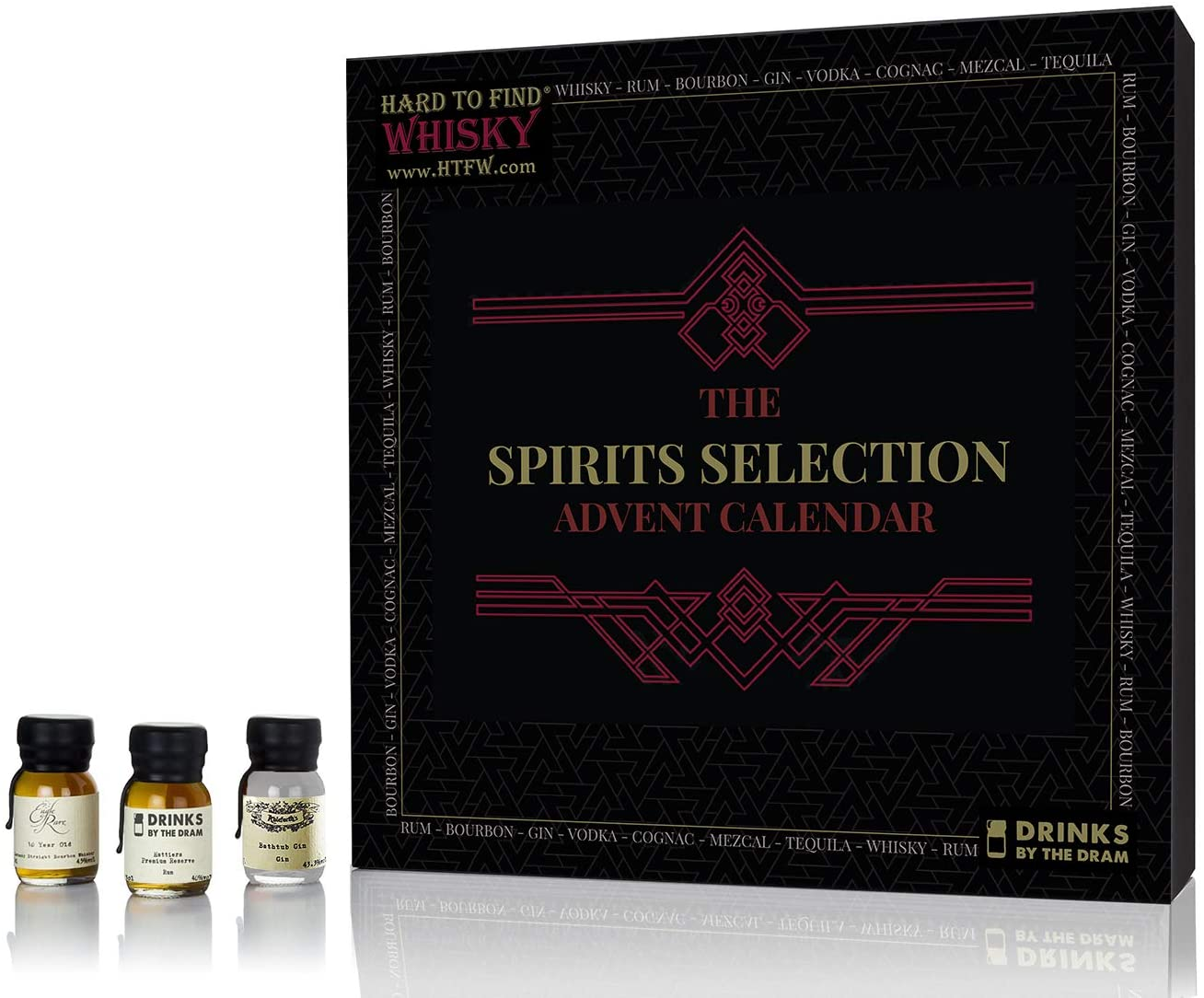 Mixed Spirits Advent Calendar