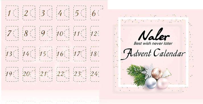 Naler Charms Adventskalender