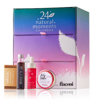 Flaconi Natural Moments Adventskalender 2020