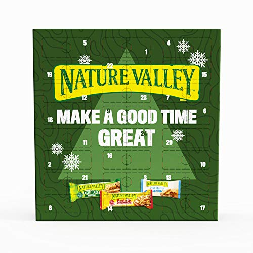 Nature Valley Riegel Adventskalender, 798 g