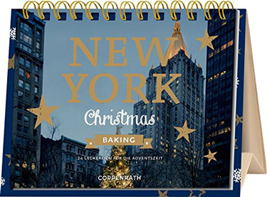 New York Christmas Baking Adventskalender 2018