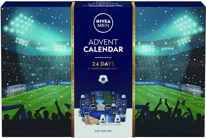 Nivea Men Advent Calendar 2021