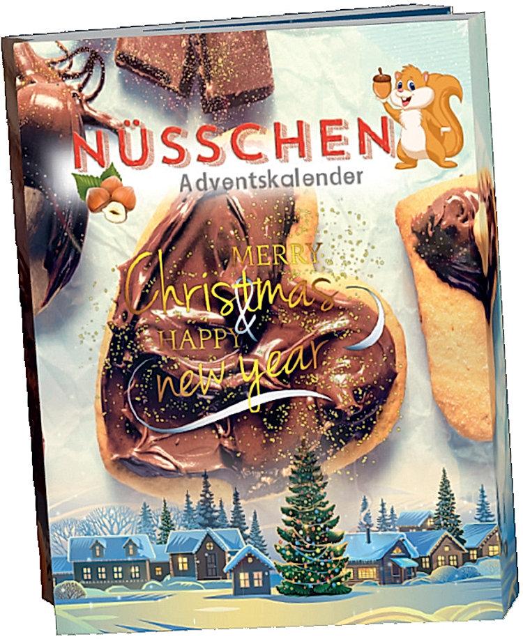 Nuss-Adventskalender thumbnail