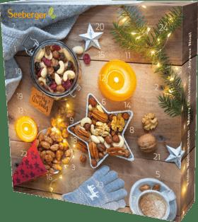 Nuss- und Trockenfruchtadventskalender – Seeberger – detail 2