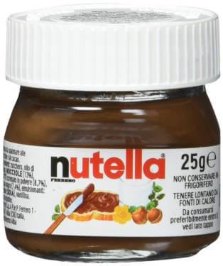 Nutella mini thumbnail