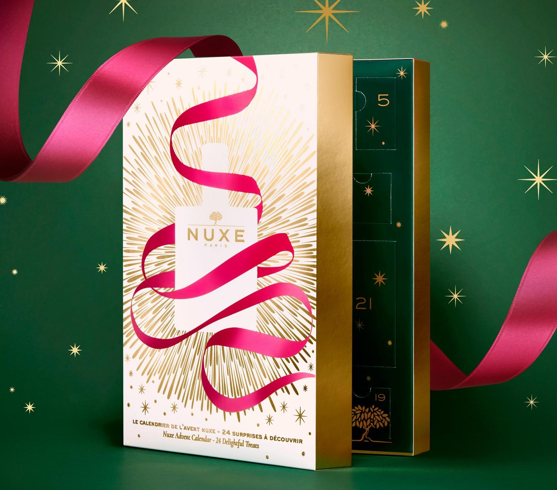 Nuxe Beauty Advent Calendar 2021