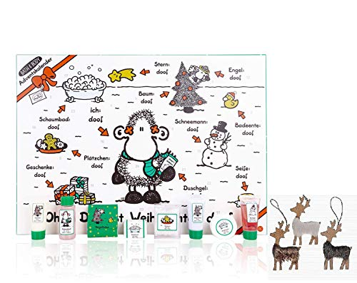 Sheepworld Kosmetik Adventskalender 2020