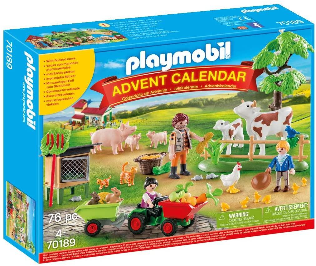 Playmobil Country Farm Advent Calendar 2019