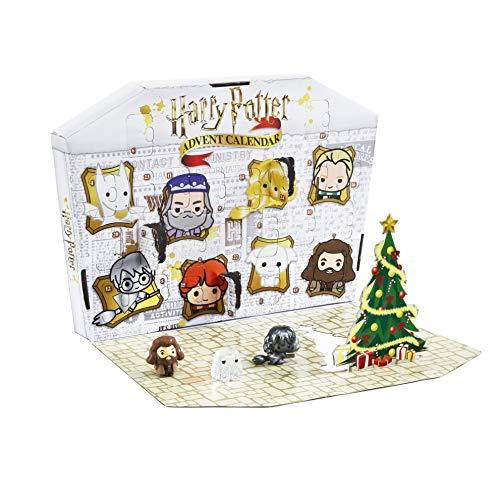 """Ooshies HS78650 """"Harry Potter""""-Adventskalender, mit Sammelfiguren, Minifiguren für Kinder ab 5 Jahren, mehrfarbig"""