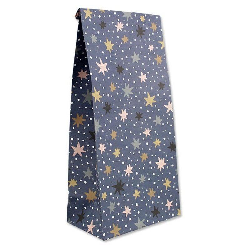 Papier-Geschenktüten Sterne