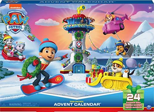 PAW PATROL 6061678 PAW Advent Calendar