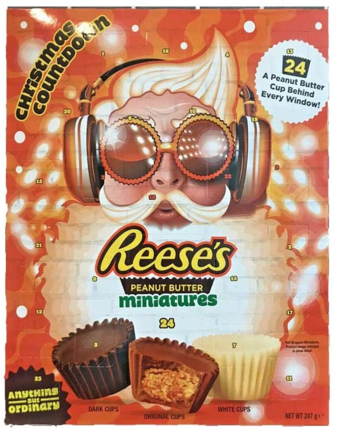Reese's Peanut Butter Advent Calendar 2020