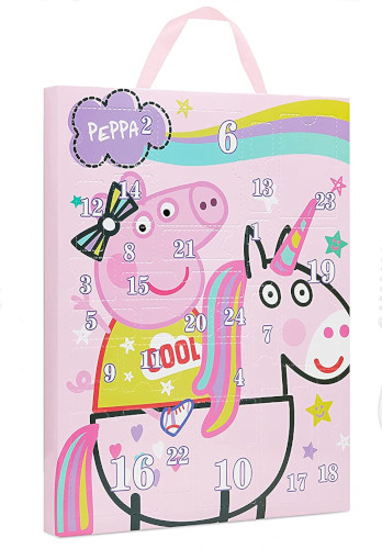 Peppa Pig Schmuck Adventskalender 2021