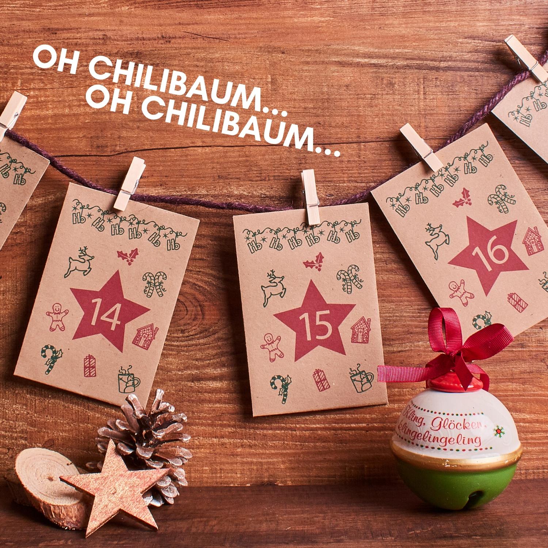 PEPPERWORLD Chilli Advent Calendar
