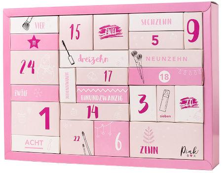 Pink Box Adventskalender 2020