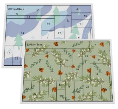 Plantbase Adventskalender 2021