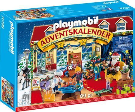 playmobil weihnachten im spielwarengeschäft adventskalender 2019
