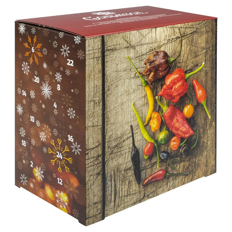 Premium Chili Adventskalender
