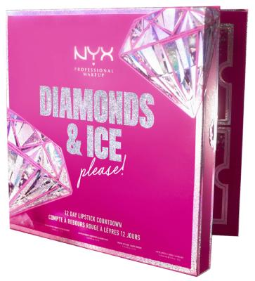 NYX Professional Makeup Diamonds and Ice Please