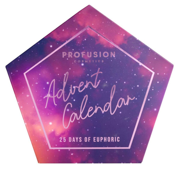 Profusion Cosmetics Advent Calendar 2021