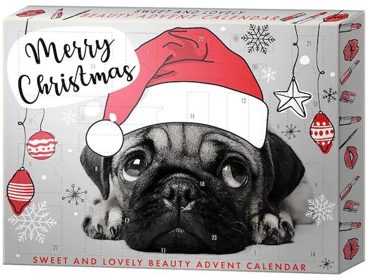 Pug'tastic Beauty Advent Calendar 2021