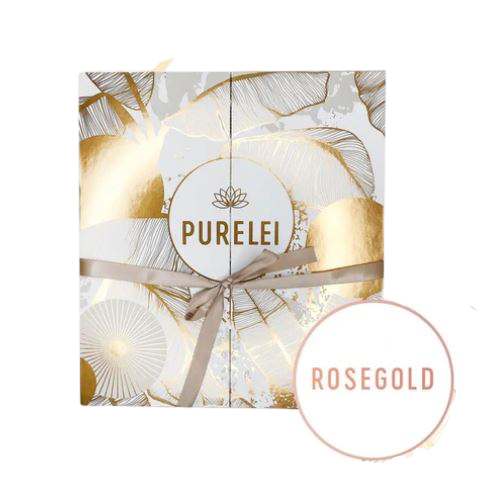 PURELEI Adventskalender Roségold 2020