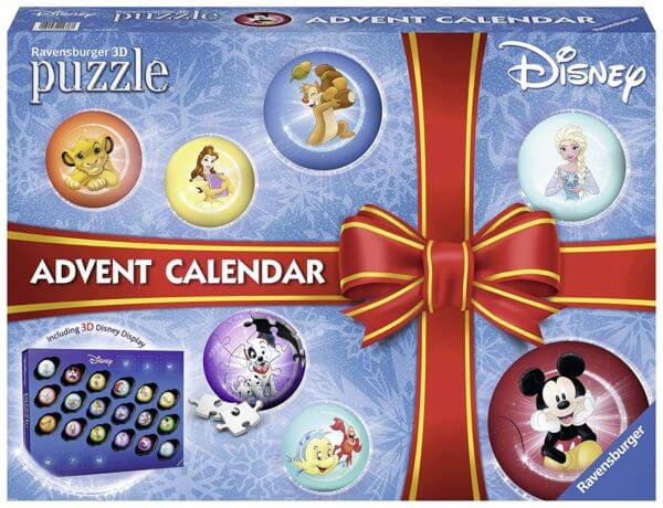 amazon Ravensburger 11676 Disney Adventskalender