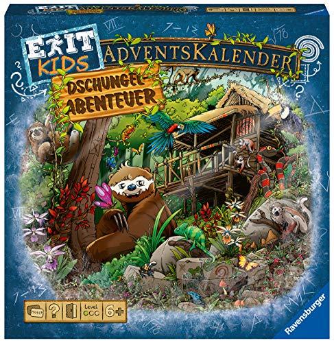 Ravensburger Dschungel Abenteuer – detail 1