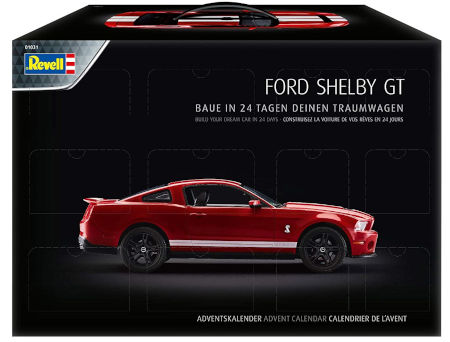 Revell Ford Shelby GT500 Adventskalender 2020