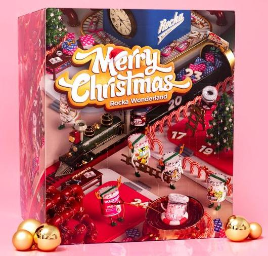 Rocka Wonderland Adventskalender