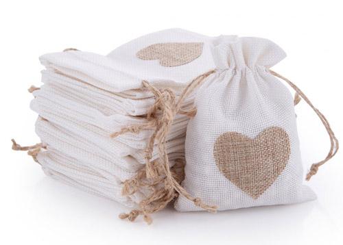 Herzchen-Säckchen