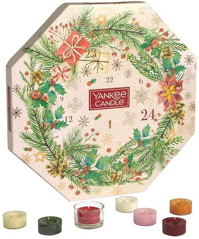 Yankee Candle Advent Calendar 2020 Wreath