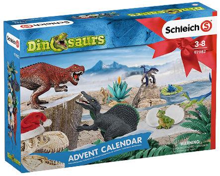 Schleich Adventskalender Dinosaurs 2019
