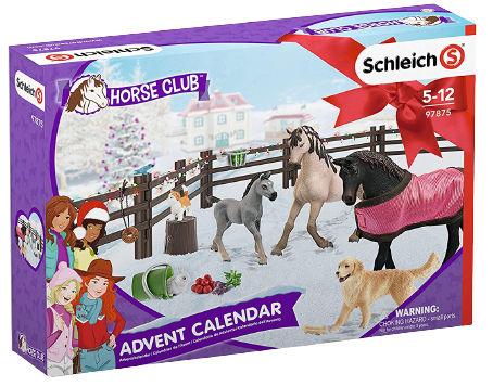 SCHLEICH Adventskalender Horse Club 2019