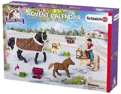 Schleich Adventskalender Pferde 2017