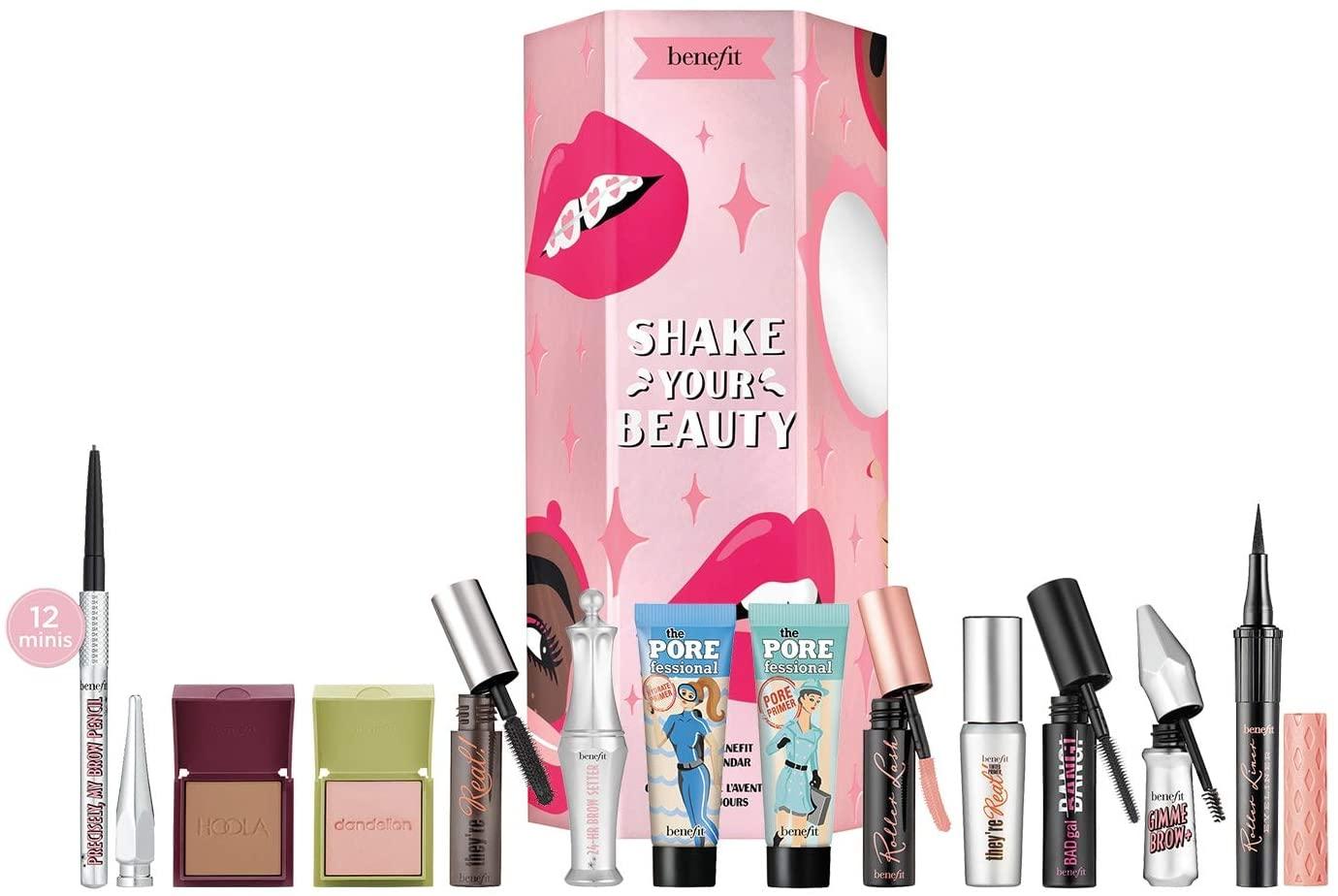 Benefit Shake Your Beauty Advent Calendar