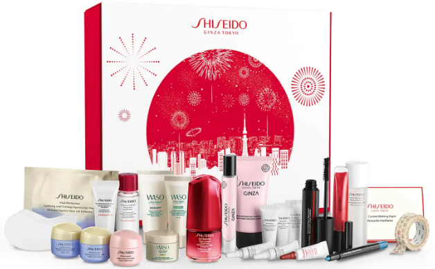 Shiseido Exklusive Adventskalender 2021