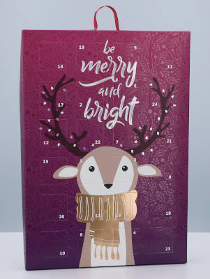 SIX Be merry and bright Adventskalender