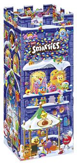 Smarties Adventskalender 2017
