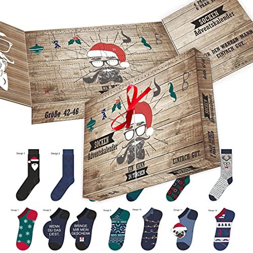 Sockswear Socken Adventskalender