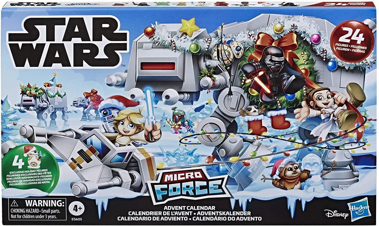 Star Wars Micro Force Advent Calendar