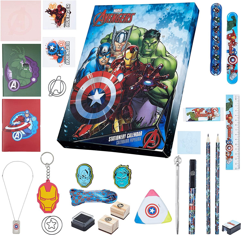 MARVEL Avengers Advent Calendar 2020