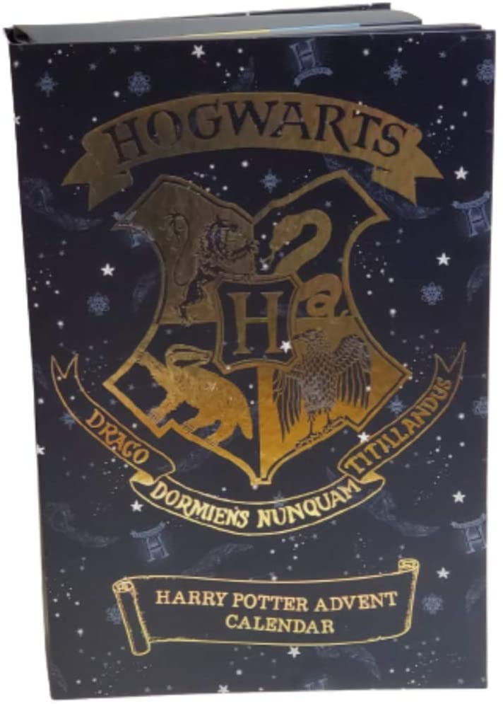 Harry Potter Stationery Advent Calendar