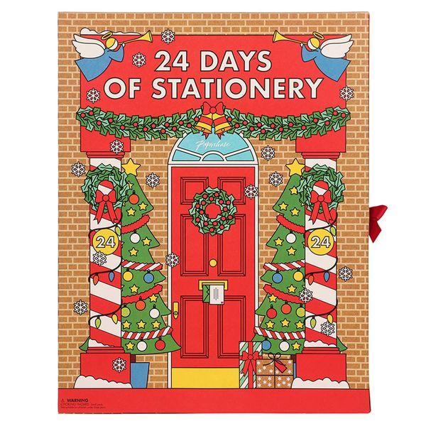 24 Days of Stationery