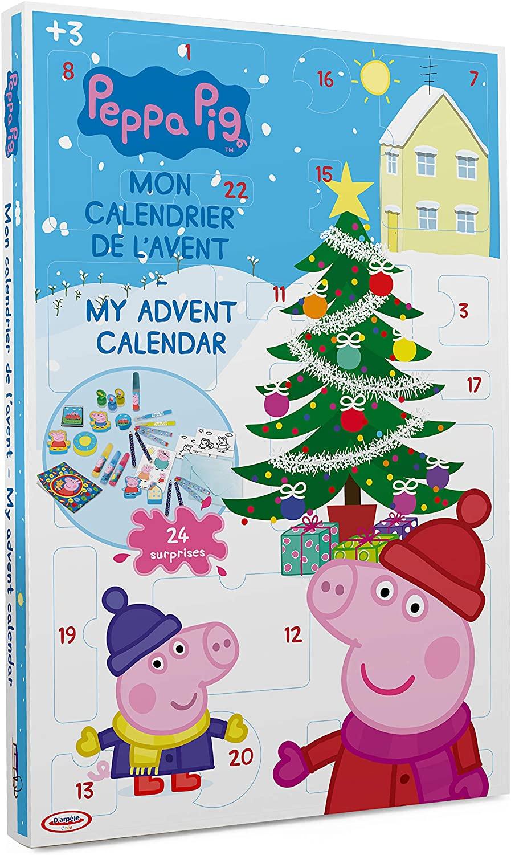Peppa Pig Christmas Calendar