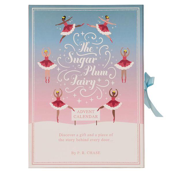 Sugar Plum Fairy Advent Calendar